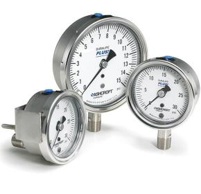 2 Industrial Gauges